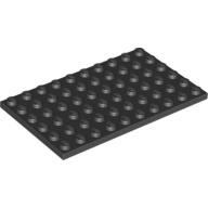 [New] Plate 6 x 10, Black (3033 / 303326)