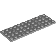 [New] Plate 4 x 12, Light Bluish Gray (3029 / 4211401)