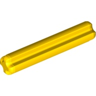 [New] Technic, Axle 3, Yellow (4519 / 6130007)