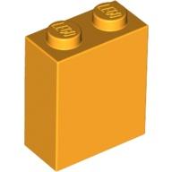 [New] Brick 1 x 2 x 2 with Inside Stud Holder, Bright Light Orange (3245c / 6178462)