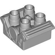 [New] Двигатель. /Lego DUPLO. Parts.