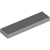 [New] Tile 1 x 4, Light Bluish Gray. /Lego. Parts. 2431
