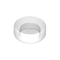 [New] Tile, Round 1 x 1, Trans-Clear. /Lego. Parts. 98138
