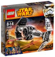 Лего. Звездные войны. Улучшенный прототип истребителя TIE™. /LEGO Star Wars. 75082